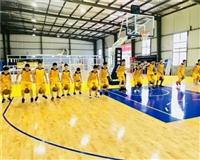 篮球馆木地板材料含水率 体育木地板安装标准流程