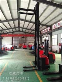 北京三級門架全電動堆高車廠家