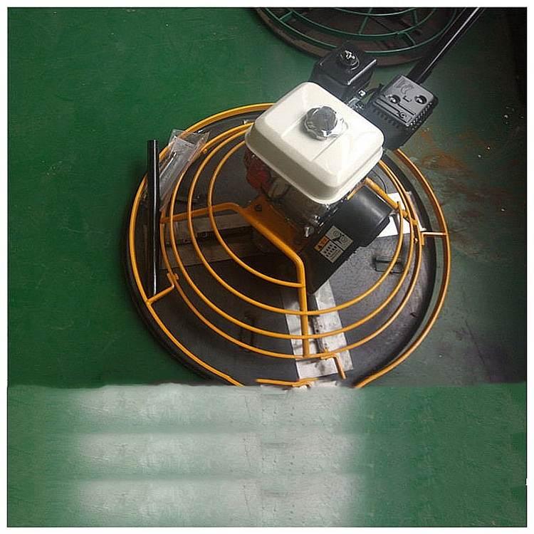 厂家直销手扶式圆形抹光机 汽油机带的小型提光机价格