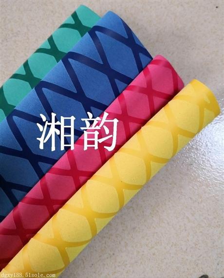 东莞防滑花纹热缩管厂家,新一代花纹热缩管价格