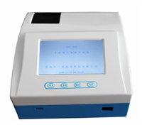 干式熒光免疫分析儀,多項目識別檢測,青島三凱