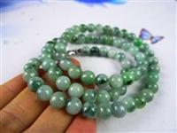 天然翡翠珠拍卖价格会变动吗