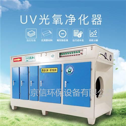 京信环保15000风量uv光氧催化废气处理设备现货