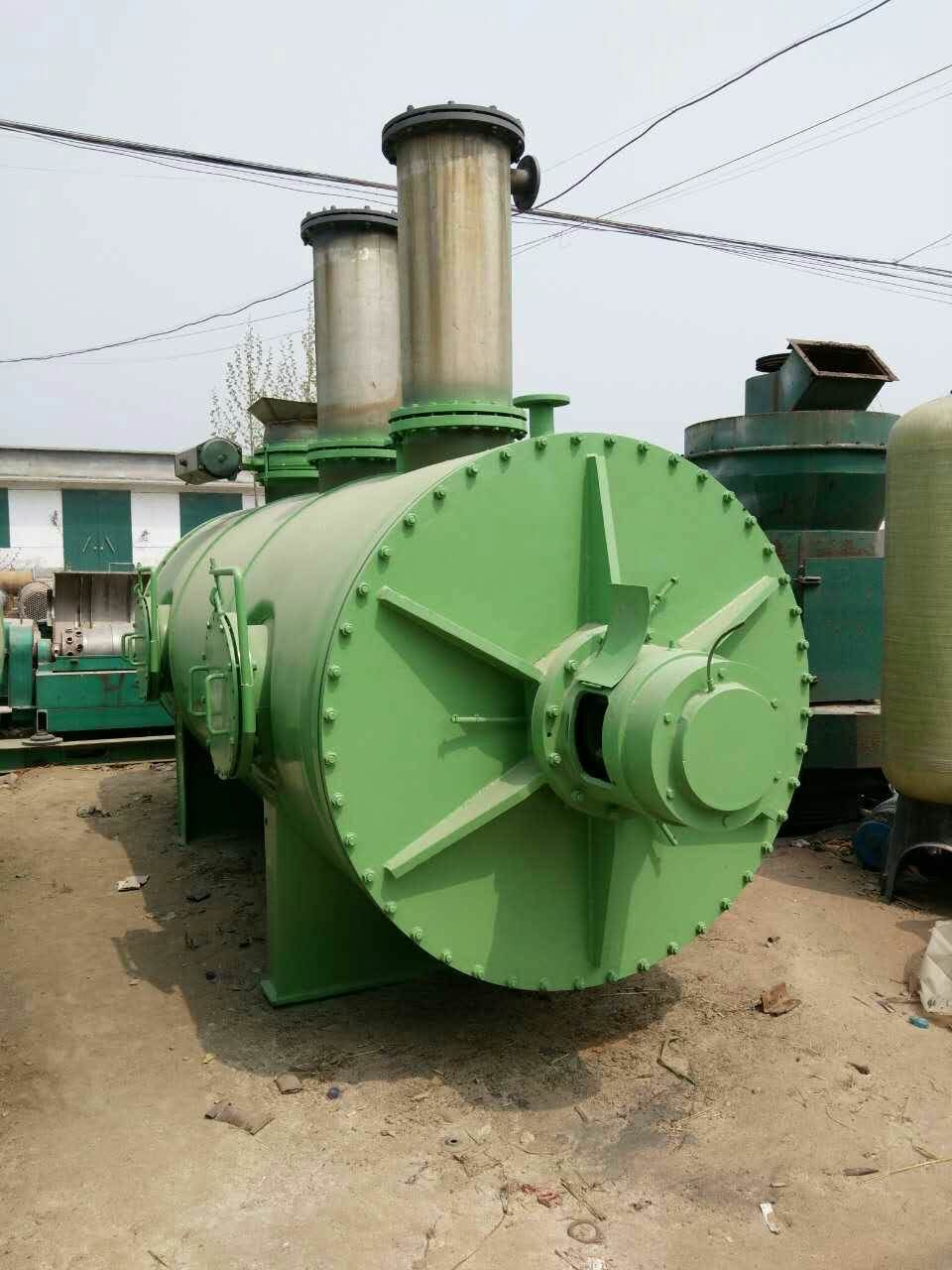 出售二手12吨耙式干燥机