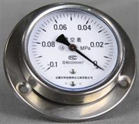 轴向带边耐震真空压力表ZN60ZQ