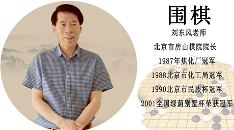 围棋刘东风老师国学