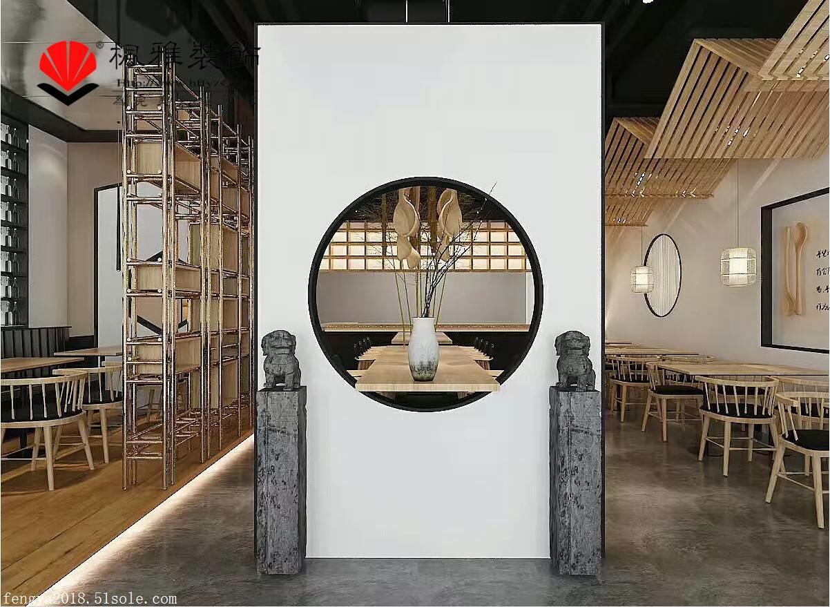 合肥餐饮店装修,中式餐饮店装修,特色餐饮店装修