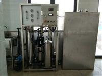 医疗器械纯净水设备价格