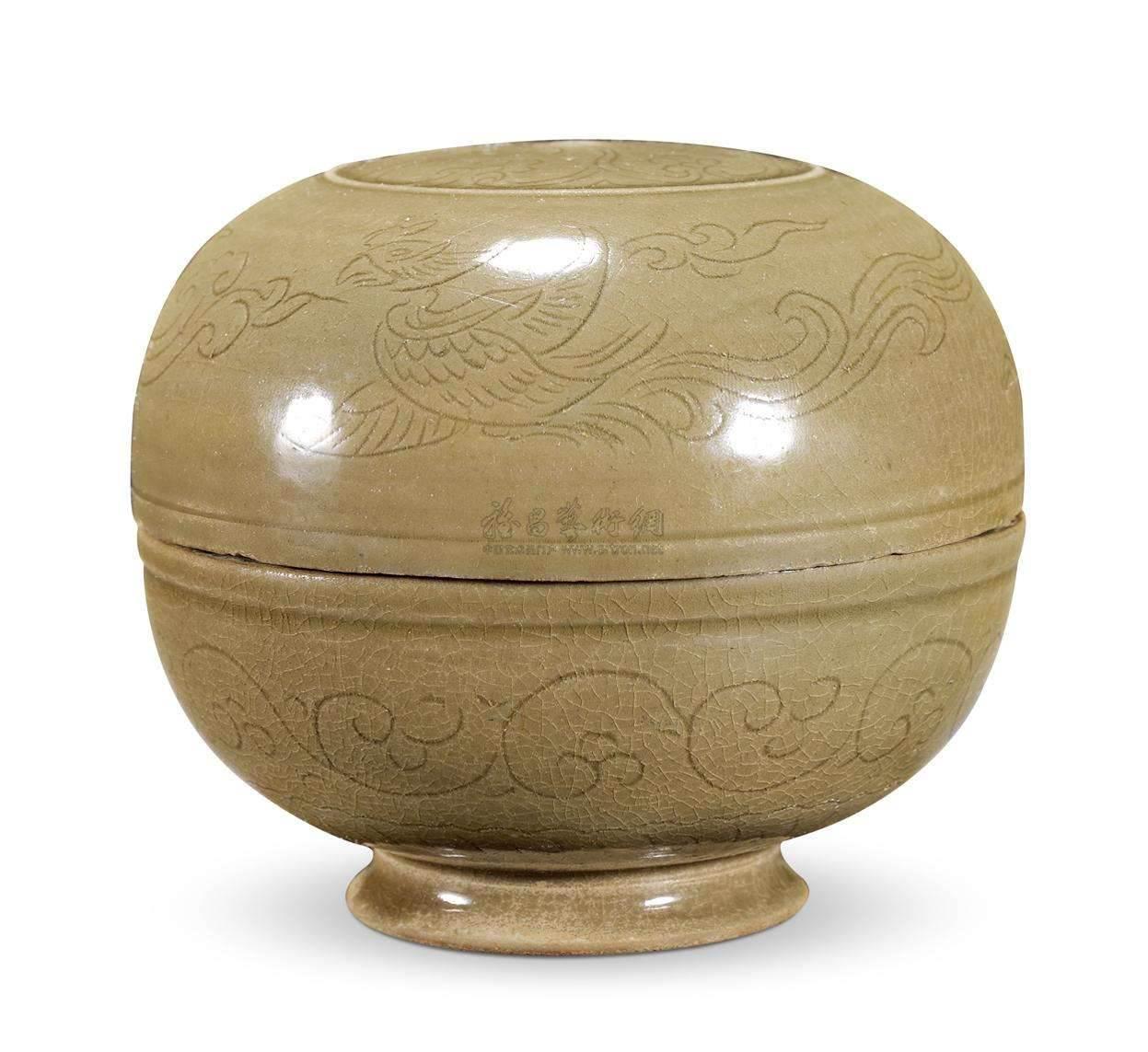 越窑青瓷市场价值
