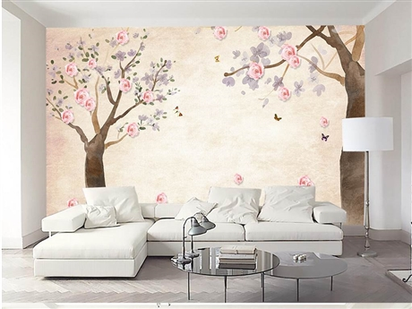广州壁画 广州壁画哪家好 彩绘墙绘 追梦墙绘