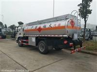 江淮5噸油槽車生產廠家,油罐車卸油多久加油好