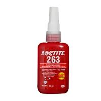 loctite乐泰263螺纹锁固剂高强度263厌氧胶低粘度50ml