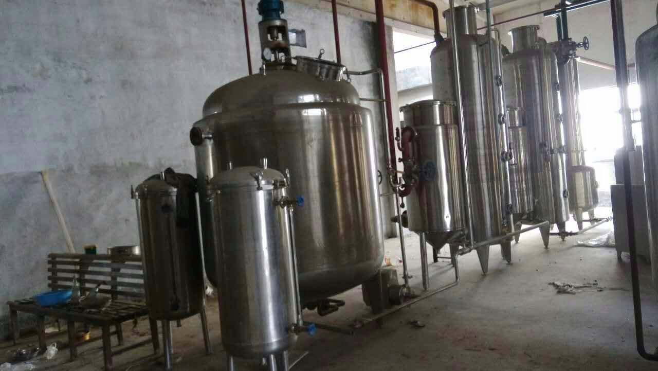 二手不锈钢发酵罐   葡萄酒发酵罐生产商