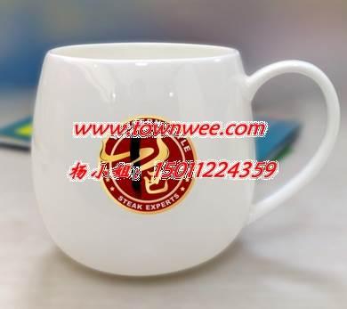 唐山骨瓷餐具咖啡具-定做礼品杯子-陶瓷茶杯-陶瓷会议盖杯-陶瓷马