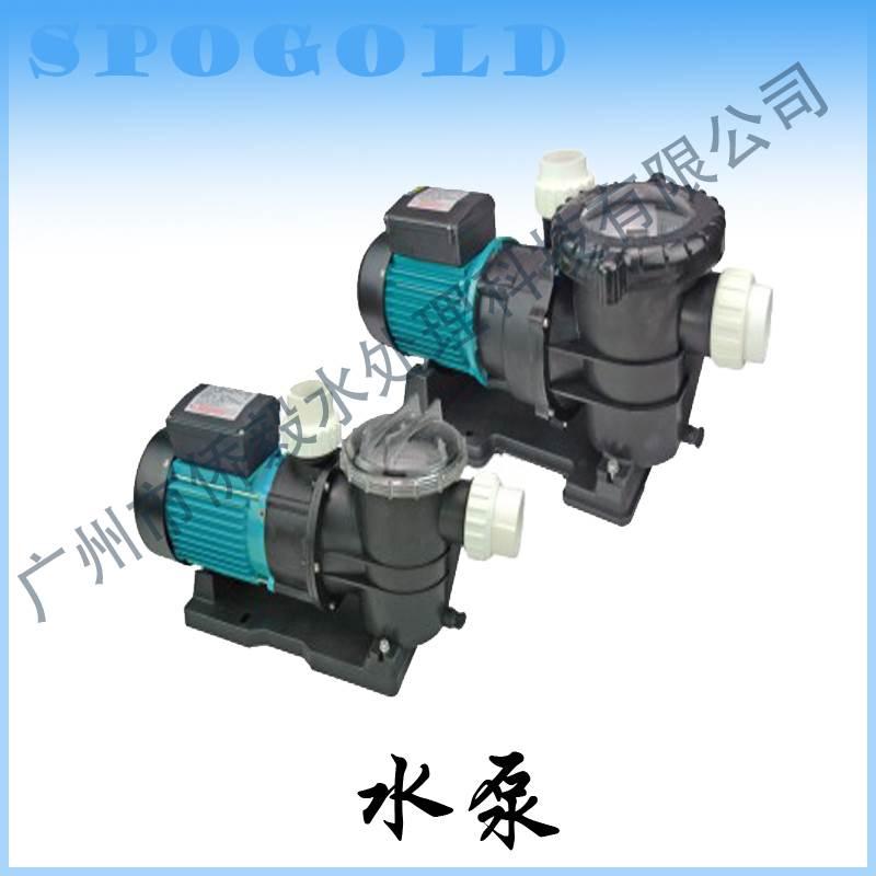 金仕霸泳池水泵扬程高流量大 抽水式离心水泵