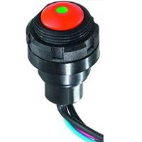 apem代理商批发背面安装按钮开关型号IZPP1F452