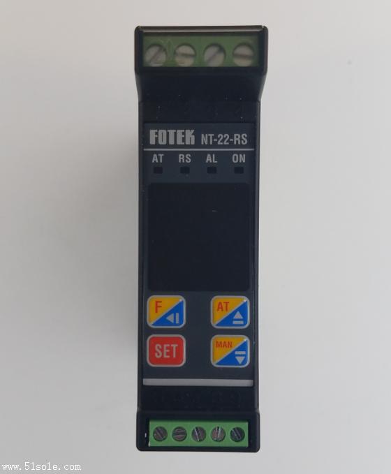 FOTEK阳明温控器NT-22L-RS