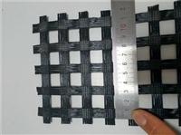 六米宽涤纶经编土工格栅GCR/PET/BK150-150