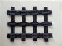 经编涤纶土工格栅宽度1米GCR/PET/BK80-80