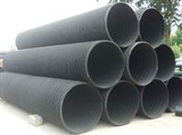 HDPE聚乙烯dn1000大口徑塑鋼纏繞排污管