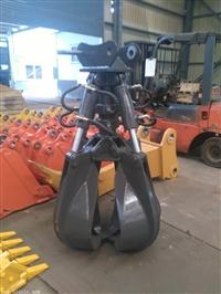 液压抓钢机 挖机抓钢机 厂家直销