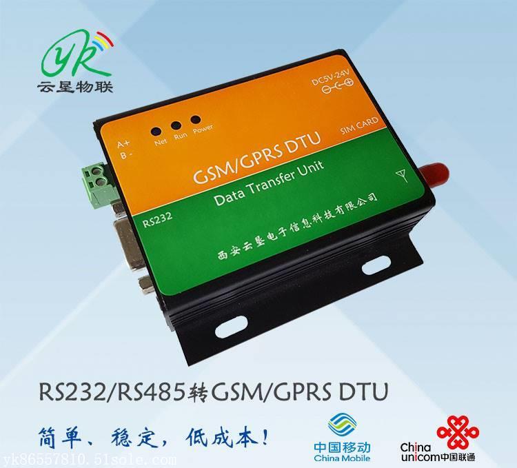 GPRSDTU RTU4G全网通数据透传模块 传输稳定不掉包-云垦