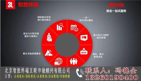 北京会展会议服务公司