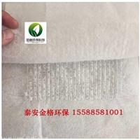 泰安金格環保 土工材料廠家熱供直銷 短纖 針刺 土工布