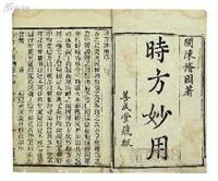 北京古董交易平臺醫書拍賣價格高