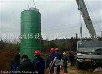 广州 一体化污水泵站 地埋式雨水防汛泵站