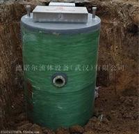 成都 不锈钢雨水泵站 地埋式大型泵站