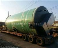 杭州 一体式预制泵站 乡镇生活污水排放泵站