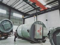杭州 玻璃钢预制泵站 地埋式排水排污泵站