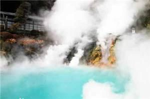 专业温泉人造雾喷雾造景设备