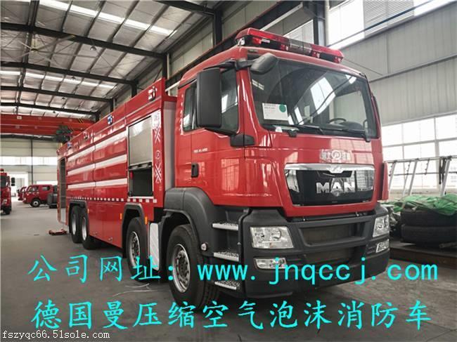 临沂市市场认可的15吨水罐消防车