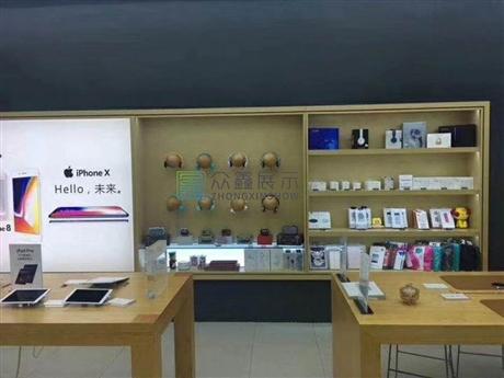 苹果体验台专卖店