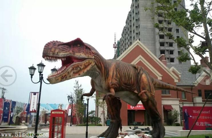 精品仿真恐龙,主题大型恐龙低价出租租赁