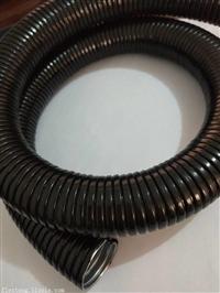 陜西漢中 穿線雙扣鍍鋅包塑金屬軟管