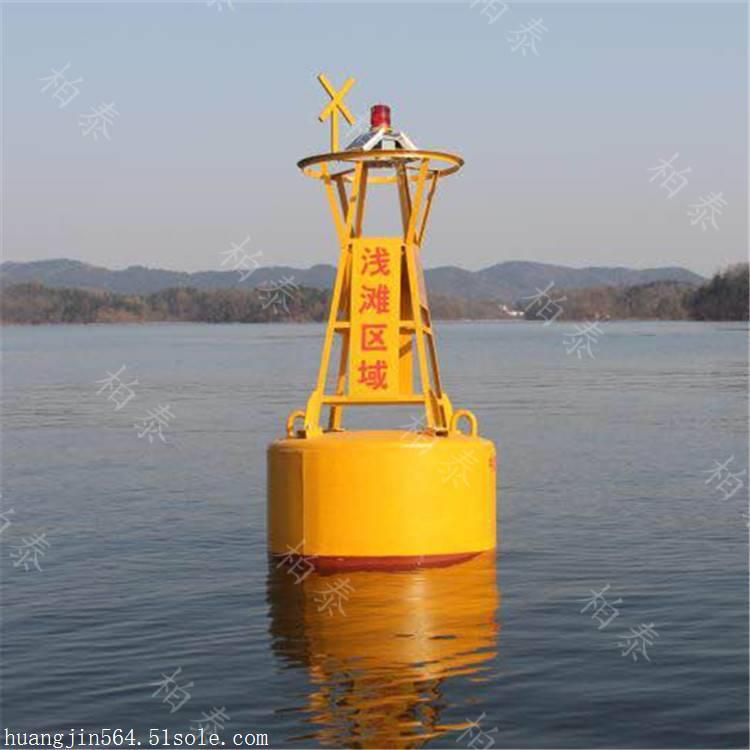 聚乙烯警示航标水上系泊浮标公司