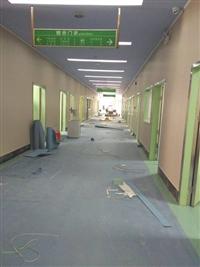 一塊膠地板40平方米 耀江公司直銷幼兒園醫院環保PVC膠地板