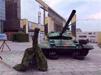 大型逼真军事展,七彩梦幻灯光展低价出租租赁