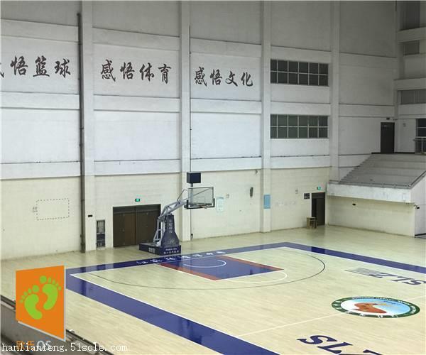 潍坊室内体育馆木地板参数 规格