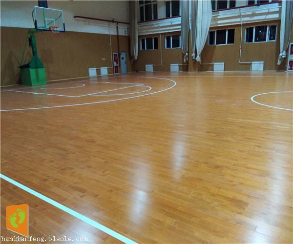 大连运动专用木地板规格  运动专用木地板