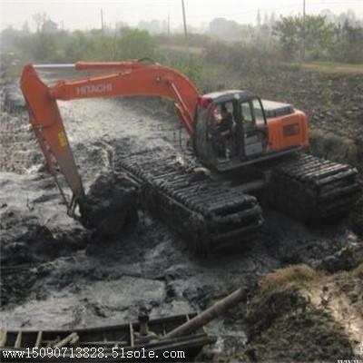 水陆挖掘机出租多少钱