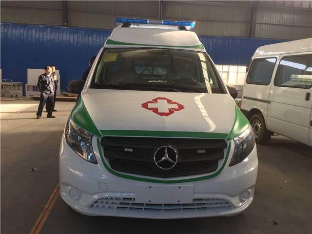 奔驰救护车价格