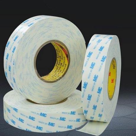 3M泡棉胶带 3M1600T白色无痕双面泡沫胶 3M车用胶 强粘挂钩海绵胶
