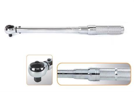 10mm系列全钢型预制式专业级扭力扳手10-60Nm