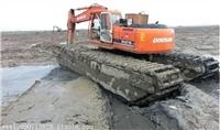 怀化水陆挖掘机出租