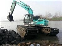 荆州水陆挖掘机出租