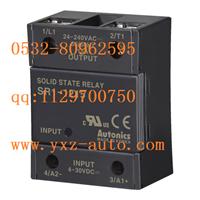 奥托尼克斯新品上市单相15A固态继电器型号SR1-1215